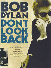 Bob Dylan : Don't Look Back (DVD