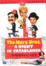 A Night In Casablanca (1946) DVD - Marx Brothers (New & Sealed)