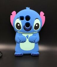 3D Cartoon Stitch Silicone Back Cover Case For LG Google Nexus 5X