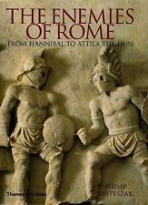 The Enemies of Rome: From Hannibal to Attila the Hun, Matyszak, Philip, Good Boo