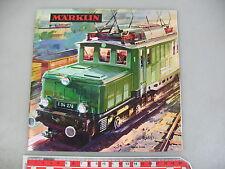 AN946-0,5# Märklin/Marklin H0 Katalog 1964/65 D DM, mit Gutschein