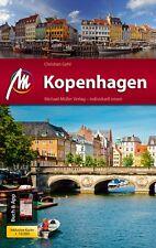 KOPENHAGEN Michael Müller Reiseführer 14 Stadtführer Dänemark MM-City NEU