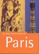 Paris: Mini Rough Guide (Miniguides),Excellent Condition