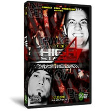 CZW Wrestling: High Stakes 4 DVD, Combat Zone Eddie Kingston, Necro Butcher