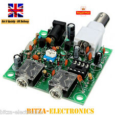 40 Mtr Ham Radio Transceiver QRP PIXIE Kit BNC Connector instructions UK Seller