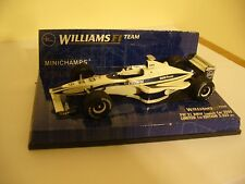 1/43 Scale 2000 Williams F1 BMW FW21 Limited 1st Edition 3,333 pcs.