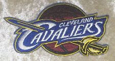 """Cleveland Cavaliers NBA 3.5"""" Iron On Embroidered Patch~USA~FREE Ship"""