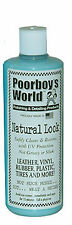 Poorboy's World Natural Look Interior Dressing & Cleaner16oz 473ml
