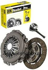 FOR Vauxhall Vivaro Movano 2.0 2.5 CDTI LUK Clutch Kit With CSC Slave Cylinder