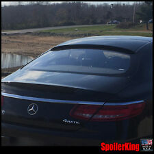 RETURN Roof Spoiler Window Wing (Fits: Mercedes Benz S Class Coupe C217 2015-On)