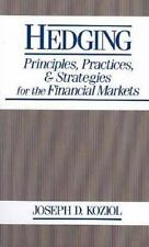 Hedging: Principles, Practices, and Strategies for Financial Markets-ExLibrary