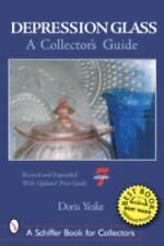 Depression Glass : A Collector's Guide Book ID Price Handbook by Doris Yeske