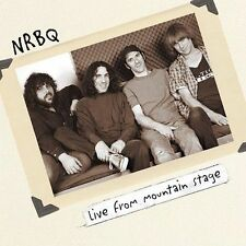 NRBQ: Live from Mountain Stage CD, Apr-2002, Blue Plate SEALED CD