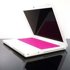 "SL PINK Silicone  Skin Cover for OLD Macbook 13"" A1181"