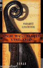 *b~ Der WEG nach VINLAND - Margaret ELPHINSTONE  tb  (2002)