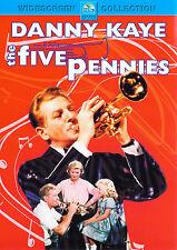 THE FIVE PENNIES (DVD, 2005) - NEW RARE DVD