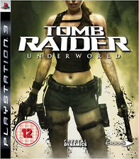 Tomb Raider Underworld, PS3, NEU & OVP