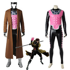 New X-Men Remy Etienne Gambit Cosplay Costume