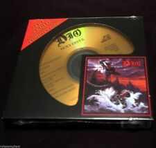 DIO - HOLY DIVER - 24 KT GOLD CD - Audio Fidelity - Limited Edition - AFZ 136