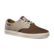VANS Ludlow (Herringbone) Brown/Khaki Antique OTW Men's Skate Shoes SIZE 11