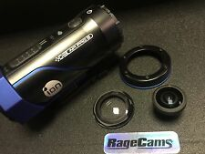 RAGECAMS 12MM Mega Pixel KILL LENS PAINTBALL HUNTING for ION AIR PRO2 6X ZOOM