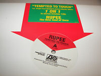 """RUPEE TEMPTED TO TOUCH 12"""" Single NM Atlantic PR301529 2004 PROMO"""