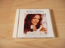 CD Soundtrack My best friend`s Wedding - 1997 - Julia Roberts