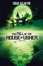 The Fall of the House of Usher (Edgar Allan Poe Graphic Novels)-ExLibrary