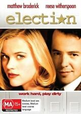 ●● ELECTION ●● (DVD, 2011) Matthew Broderick, Reese Witherspoon ***AS NEW***