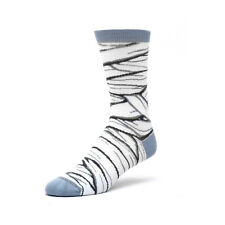 Ashi Dashi Mid Calf Crew Socks Mummy NWT UNISEX Medium/Large Designer
