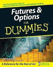 Futures & Options For Dummies by Duarte, Joe, Good Book