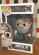 Uncle Si Funko POP! Duck Dynasty #78 *Makes A Great Gift!*