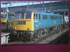 POSTCARD OPC-75 CLASS 86 ELETRIC LOCO  NO 86 042  IN 1979 AT EUSTON