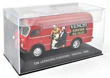 1/43 IXO ALTAYA OM LEONCINO - FOURGON TRANSPORT CAFE-CAMION ITALIEN PUB-C48