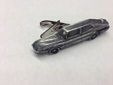 Saab 900 Saloon ref213 pewter effect car emblem on a Tie Clip 4cm