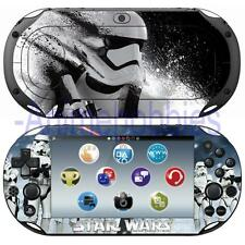 Star Wars Stormtrooper Vinyl Skin Stickers Decals for Sony PS Vita 2000 PSV2000