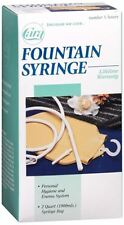 Cara Fountain Syringe Number 5 Luxury 1 Each (Pack of 2)