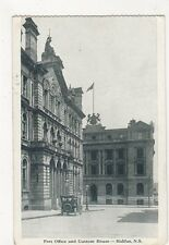 Canada, Post Office & Custom House, Halifax N.S. Postcard, B150