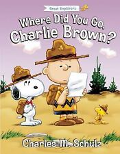 Where Did You Go, Charlie Brown? (Peanuts Great American Adventure), , New Books