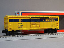 LIONEL VIRGINIAN BOXCAR 82084 o gauge train freight die cast trucks 6-82084 NEW