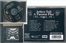 JETHRO TULL A PASSION PLAY 24 KARAT GOLD MFSL CD