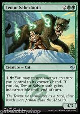 TEMUR SABERTOOTH Fate Reforged Magic The Gathering MTG cards (GH)
