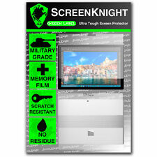 ScreenKnight Microsoft Surface Pro 4 FULL BODY SCREEN PROTECTOR invisible Shield