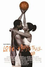"""LOVE AND BASKETBALL Movie Poster [Licensed-NEW-USA] 27x40"""" Theater Size"""