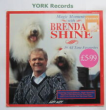 BRENDAN SHINE - Magic Moments With ... - Excellent Con LP Record Stylus SMR 991