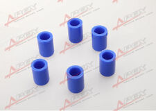 "6pcs 10mm 3/8"" Silicone Blanking Cap Intake Vacuum Hose End Bung Plug Silicon"