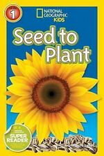 Level 1 National Geographic Kids - Seed To Plant (2015) - Used - Trade Pape