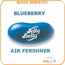 3D JELLY BELLY BEAN CAR HOME AIR FRESH FRESHENER BLUEBERRY SCENT