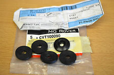 5x MGF  MG TF Washers to glass lift stop Rover NEW CVT100090 Accessories