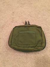 Rare Pre-MSA Paraclete 336 Accessory Bag GP Pouch - SMOKE GREEN - CAG ACE JSOC